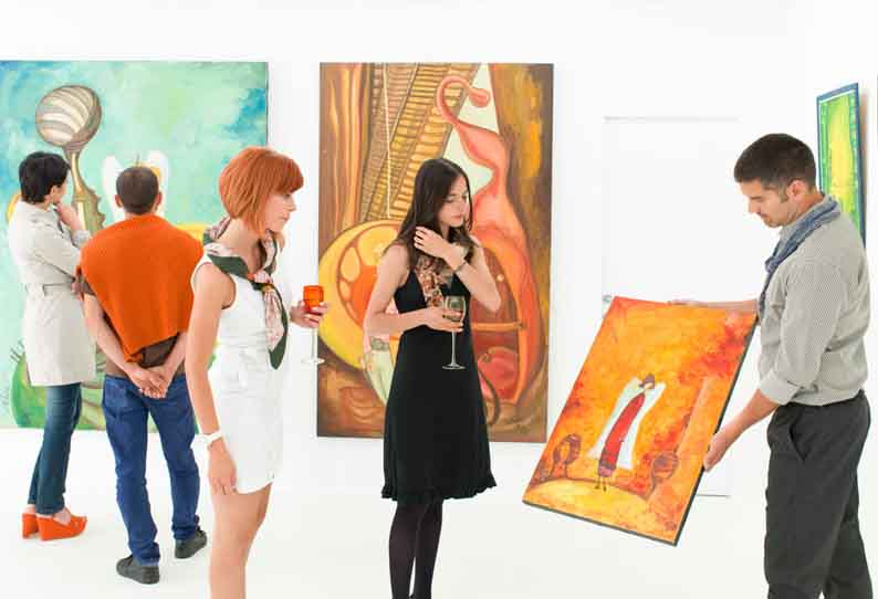 Бизнес-план создания арт-галереи